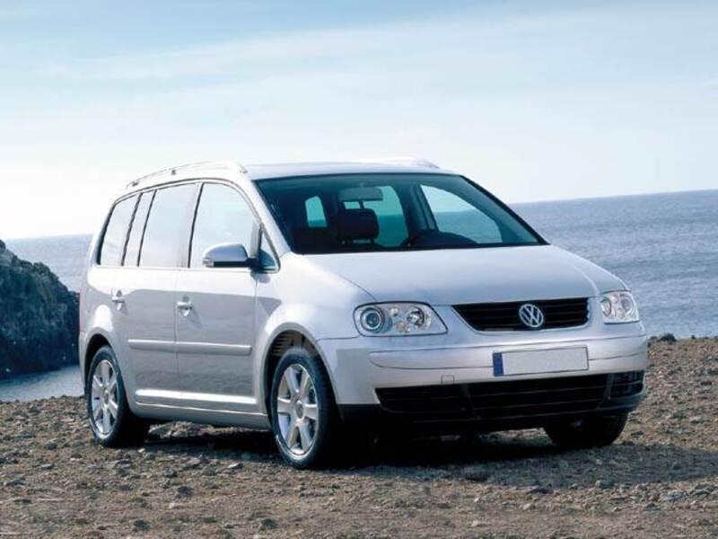 Volkswagen Touran 16V TDI Highline