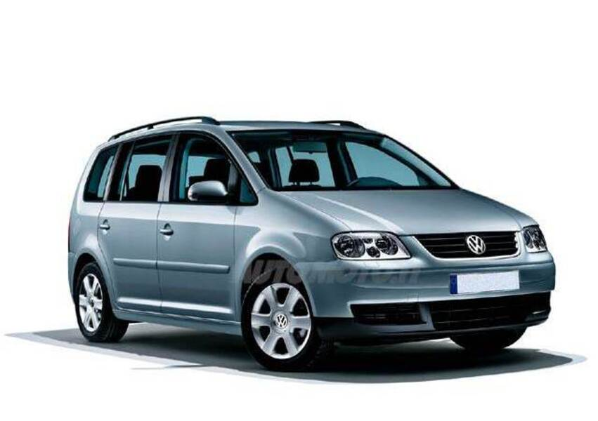 Volkswagen Touran TDI DPF DSG Goal