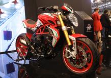Tre moto speciali da MV Agusta: F3 675 e 800 RC, Brutale 800 RR Pirelli