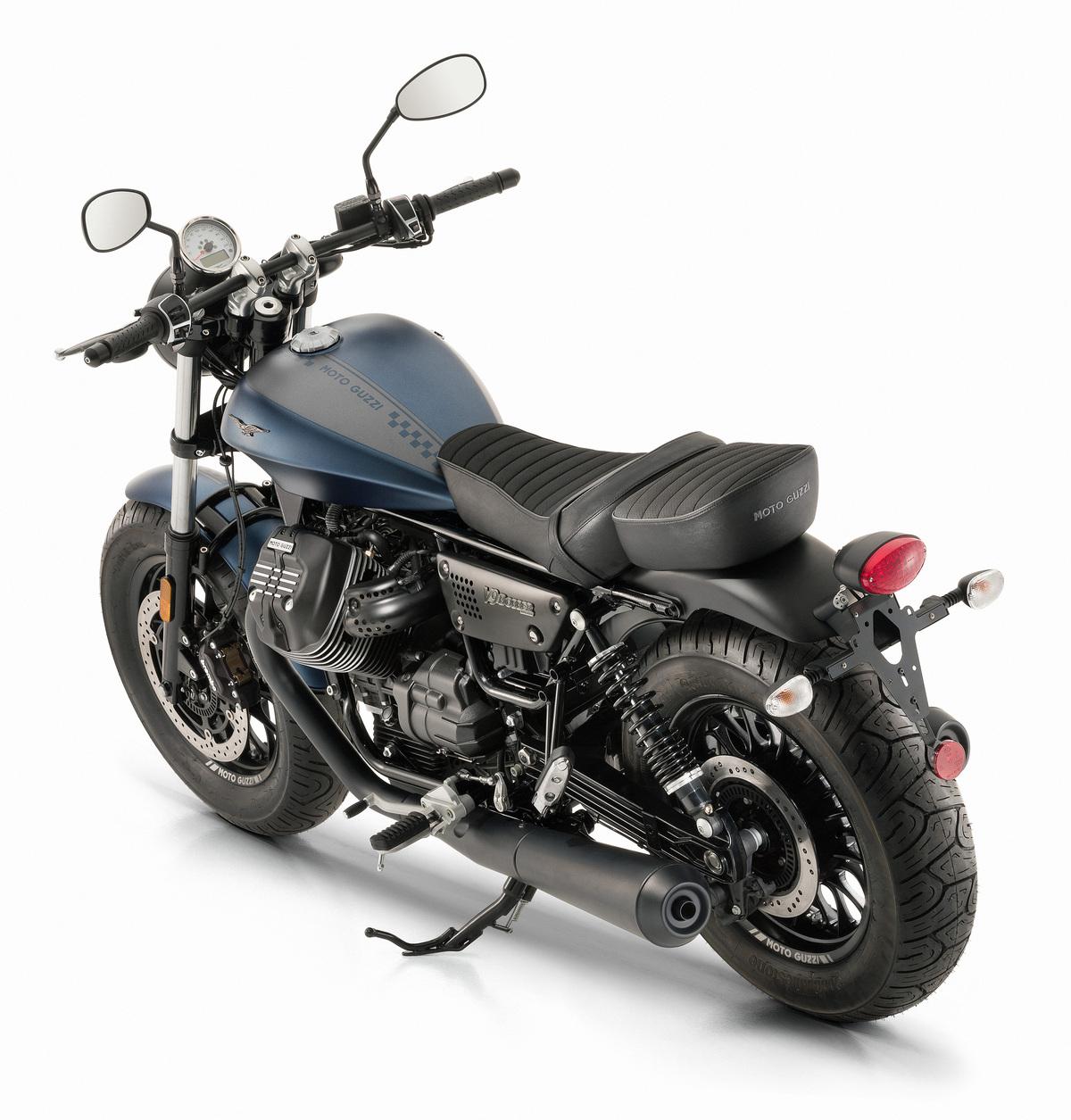 Moto Guzzi V9 Bobber 2018 20 Prezzo E Scheda Tecnica Moto It