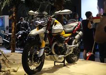 EICMA 2017: Moto Guzzi Concept V85, pensata per i lunghi viaggi