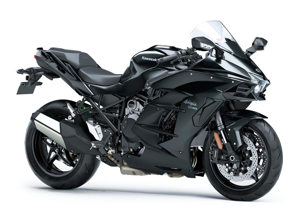 Kawasaki Ninja H2 SX (2018 -19)