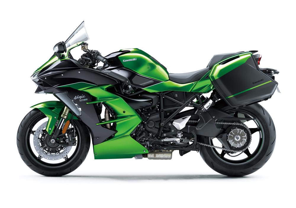 Kawasaki Ninja H2 SX SE (2018 - 19) (3)