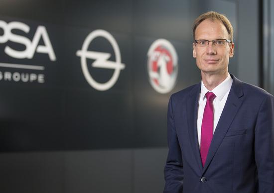 Opel, gamma 100% green entro il 2024