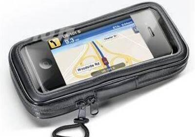 supporto porta smartphone da moto Cellular Line SUPPORTO PORTA SMARTPHONE DA MOTO - Annuncio 6060415