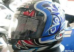 CASCO Suomy APEX TORNADO