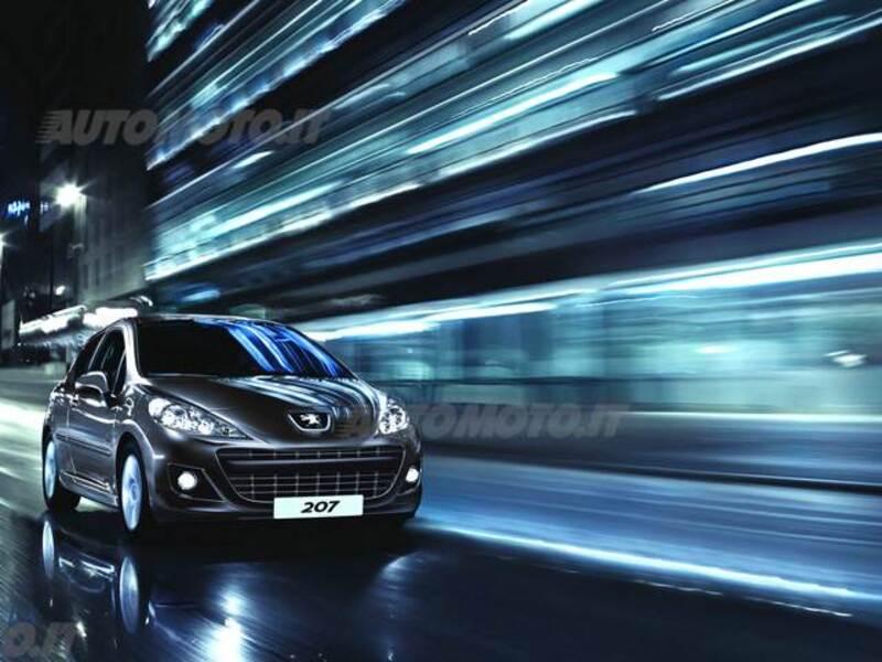 Peugeot 207 HDi 70CV 3p. Sweet Years