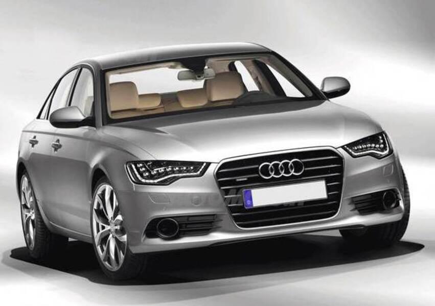 Audi A6 2.0 TDI 177 CV multitronic Ambiente