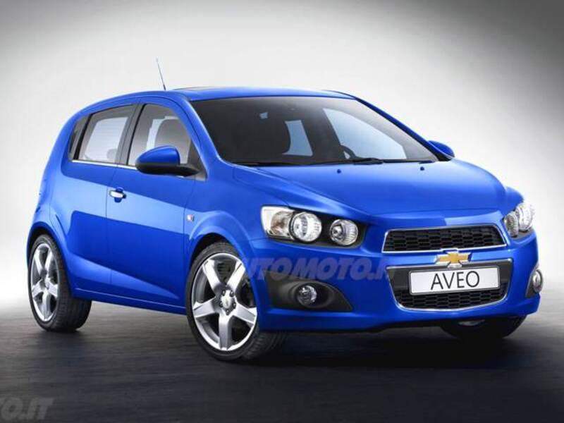 Chevrolet Aveo 12 86cv 5 Porte Lt 052011 062013 Prezzo E