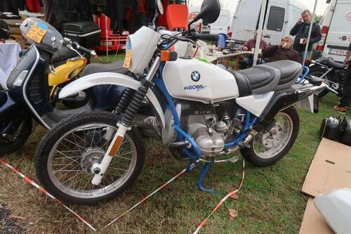 Mostra Scambio di Novegro, le moto in vendita (2)