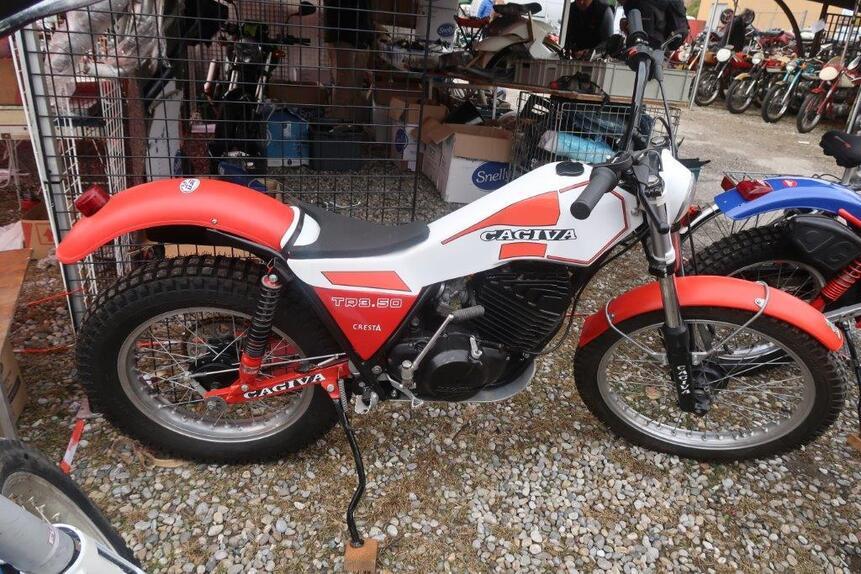 Mostra Scambio di Novegro, le moto in vendita (4)