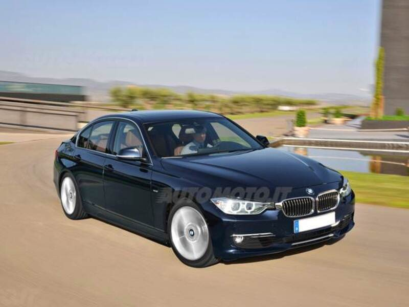 BMW Serie 3 320d Efficient Dynamics Luxury