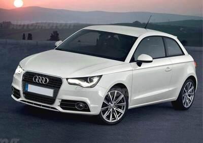 Audi A1 1 2 TFSI Attraction (12/2011 - 05/2015): prezzo e