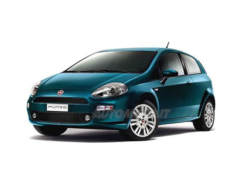 Fiat Punto 1.3 MJT II S&S 95 CV 3 porte Sport