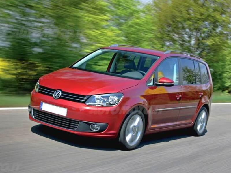 Volkswagen Touran Business 1.6 TDI DSG Comfortline