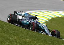 F1, GP Brasile 2017: pole per Bottas. Secondo Vettel