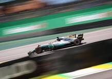 F1, GP Brasile 2017: Hamilton, errore o problema alla monoposto?
