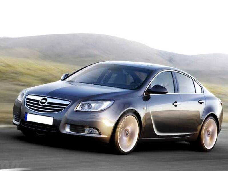 Opel Insignia Turbo 4 porte aut. Cosmo Fleet