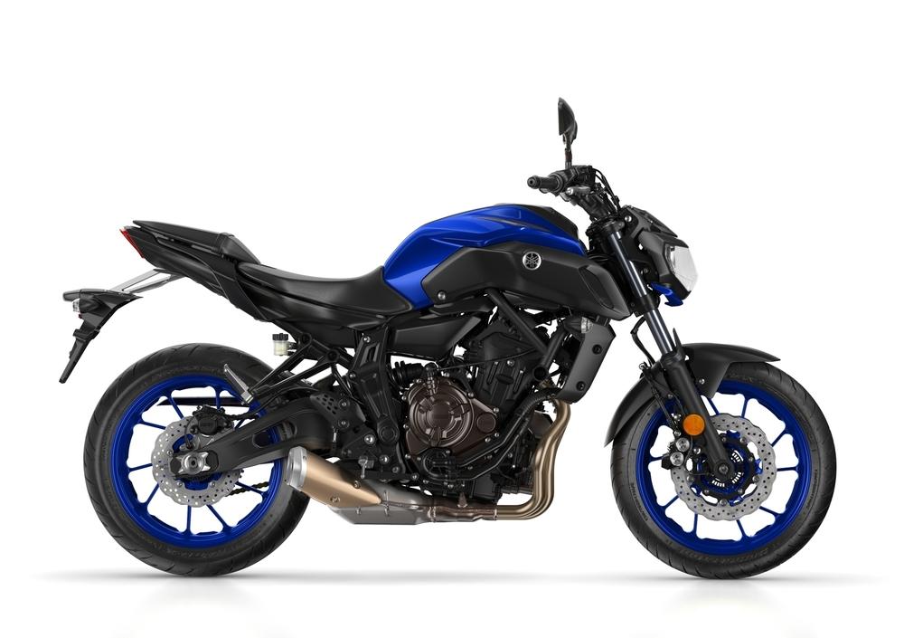 Yamaha MT-07 (2018 - 20) (3)