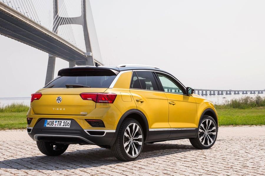 Volkswagen T-Roc (2017->>) (4)