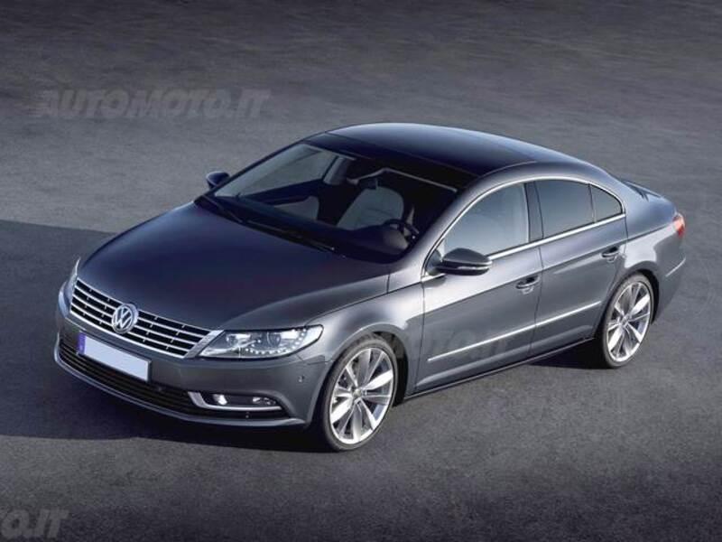 Volkswagen CC Business 2.0 TDI 170 CV DSG BlueMotion Technology