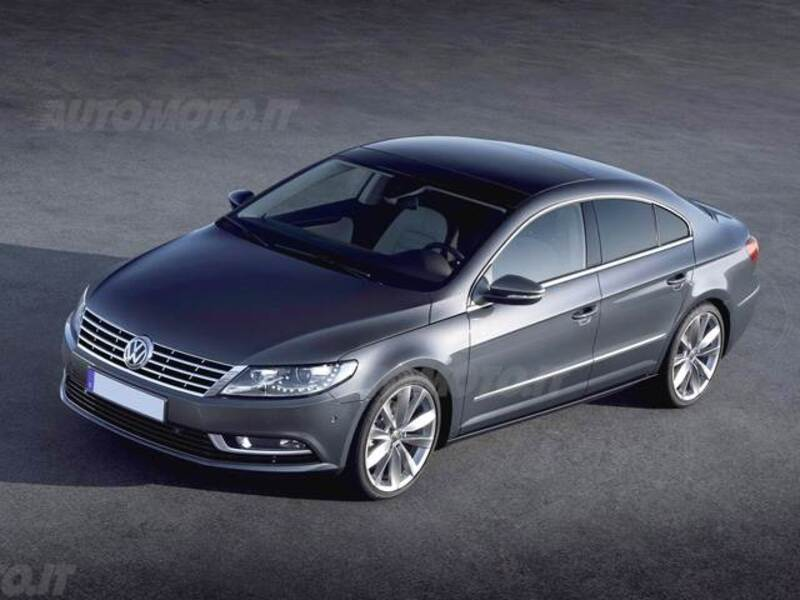 Volkswagen CC Business 2.0 TDI 170 CV 4motion DSG BlueMotion Technology