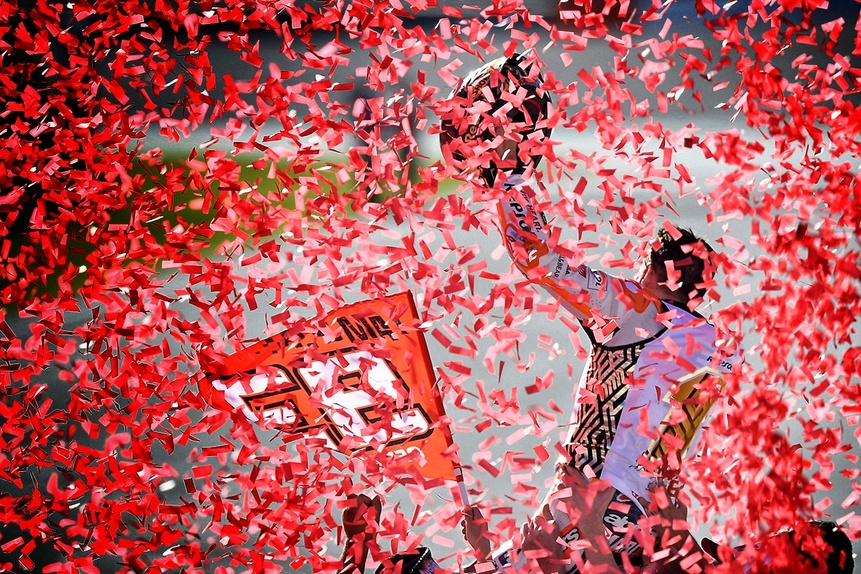 MotoGP Valencia, test per il 2018: Morbidelli all'esordio