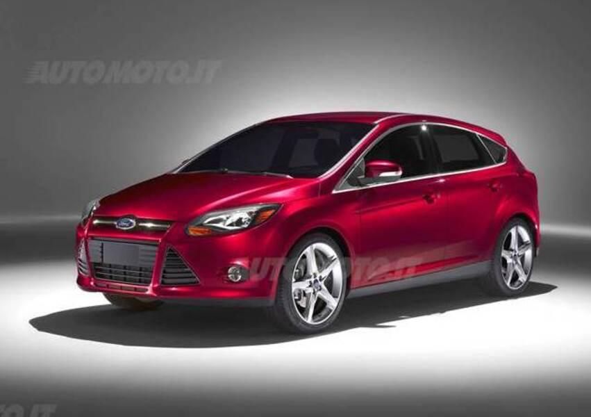 Ford Focus 1.0 EcoBoost 100 CV Start&Stop Titanium