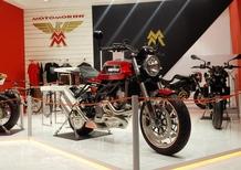 EICMA 2017: Moto Morini Milano, video, foto e dati