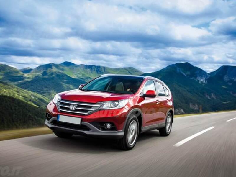 Honda CR-V 2.0 i-VTEC Executive AT