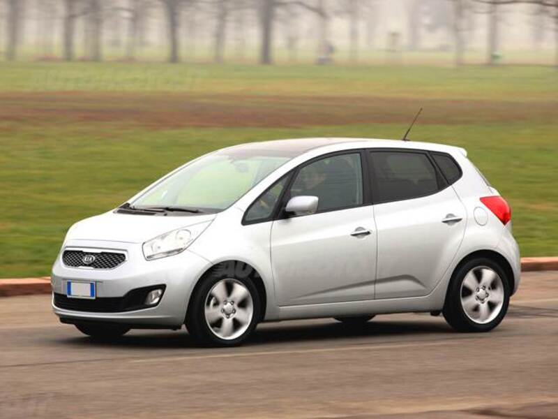 Kia Venga 1.6 CVVT Auto. Cool