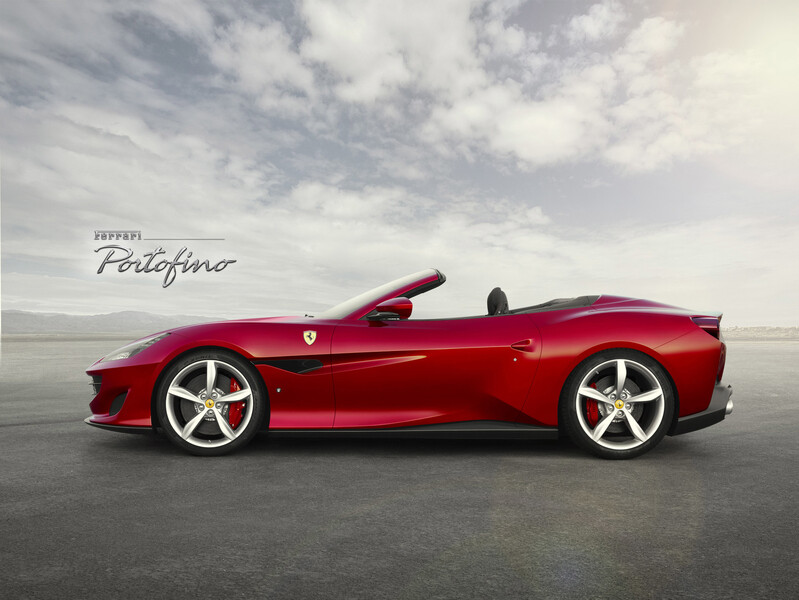 Ferrari Portofino Spider (4)