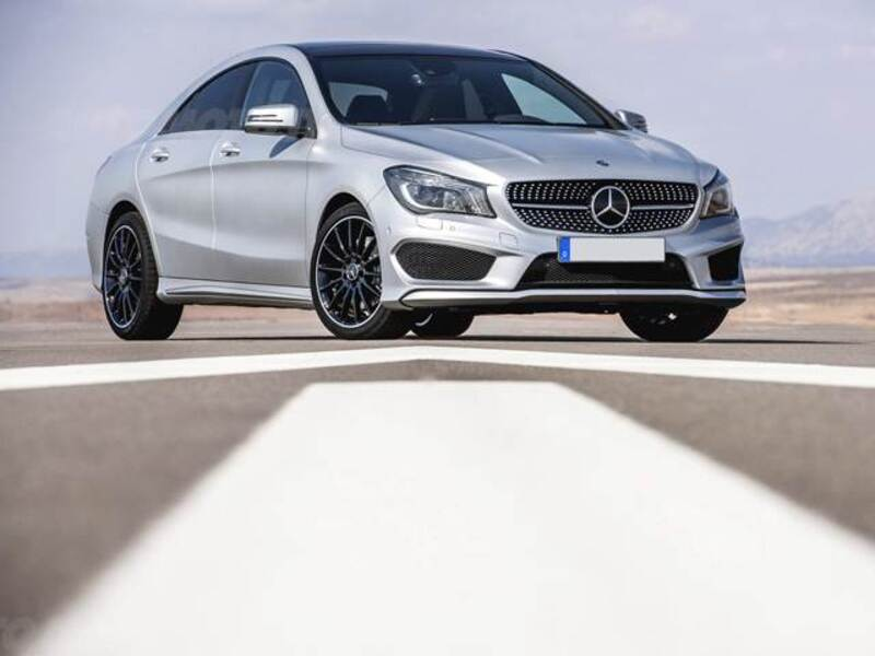 Mercedes-Benz CLA 250 Automatic Sport (2)