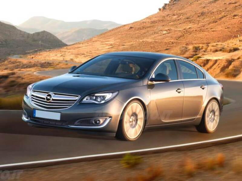 Opel Insignia CDTI 140CV Ecopower 99gr. 4 porte Advance