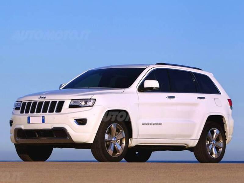 Schemi Elettrici Jeep Cherokee : Jeep grand cherokee v crd cv multijet ii overland