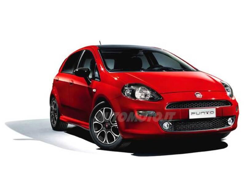 Fiat Punto 1.4 S&S 8V 5 porte Street