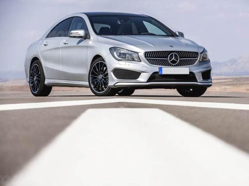 Mercedes-Benz CLA 200 CDI Automatic Sport (2)