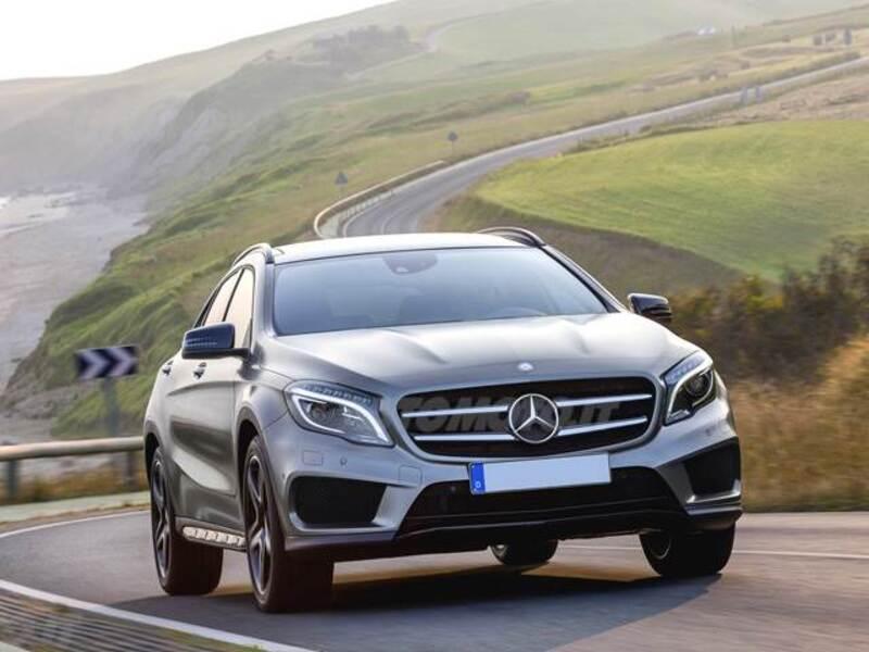 Mercedes-Benz GLA 200 CDI Executive