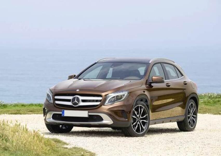Mercedes-Benz GLA suv 220 CDI Automatic 4Matic Sport