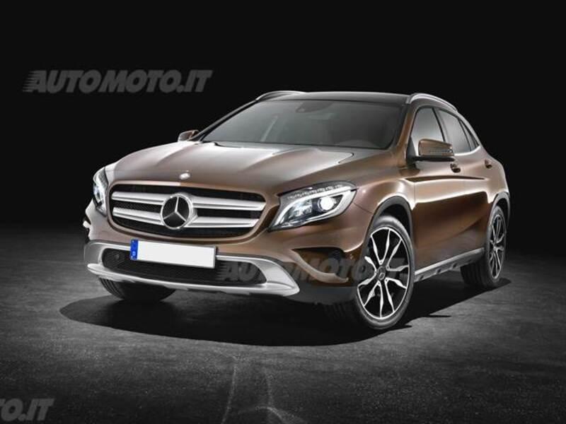 Mercedes-Benz GLA suv 250 Automatic Sport