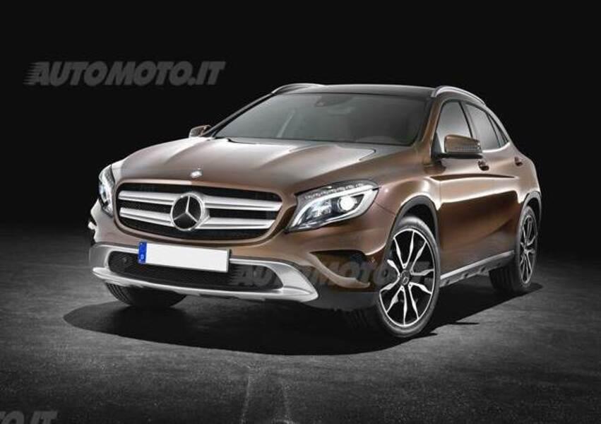 Mercedes-Benz GLA suv 250 Automatic 4Matic Sport
