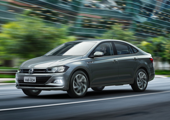Volkswagen Virtus, la Polo berlina alla sudamericana