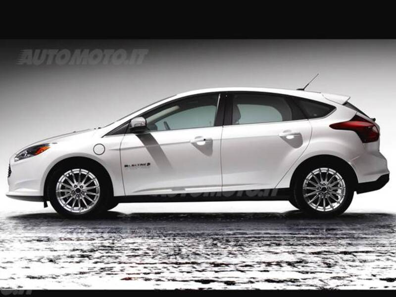 Ford Focus Electric 350A/72V 1SPD AUT