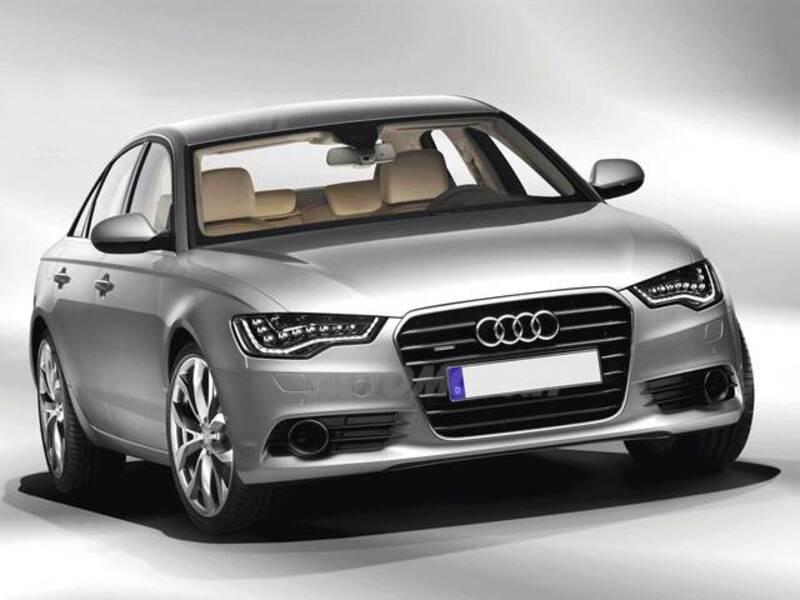 Audi A6 2.8 FSI quattro S tronic
