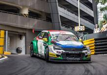 WTCC 2017, Macao, Opening Race: vince Bennani