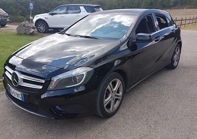 Mercedes-Benz Classe A 180 CDI Automatic Sport del 2014 usata a Segrate