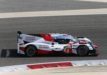 WEC 2017, 6 Ore del Bahrain: vince Toyota