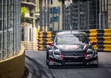 WTCC 2017, Macao, Main Race: vince Huff