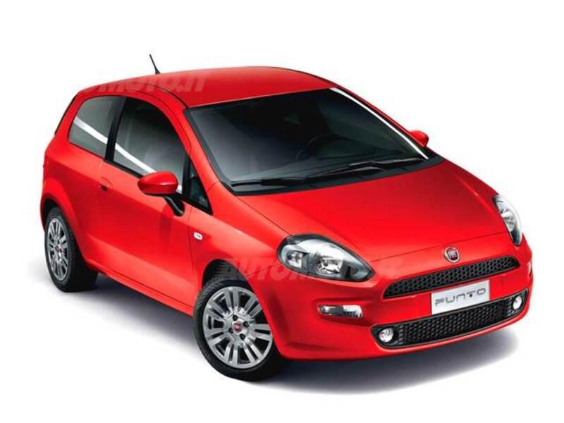 Fiat Punto 1.4 8V 3 porte Easypower Street