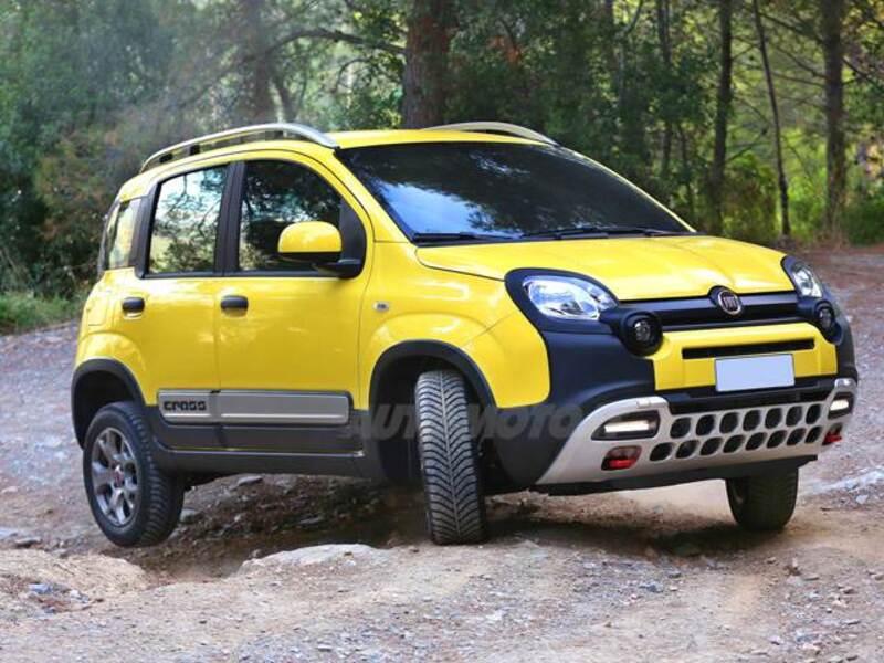 Fiat Panda Cross 1.3 MJT S&S 4x4